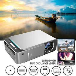 MINI 3500LUMEN 3D 1080P HD LED VIDEO PROJECTOR HDMI/USB/SD/A