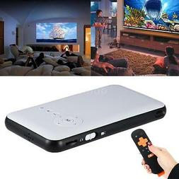 Mini LED DLP WIFI NEW Bluetooth 4.0 Pocket Projector 3D Home