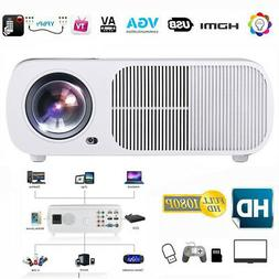 Mini Pocket BL20+ LED Projector 1080P Home Theater Cinema Mu