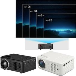 Mini Portable 1080P Projector LED Micro Mobile Phone Video H