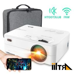 Mini Projector 1080P Artlii Enjoy2 Full HD WiFi Bluetooth 50