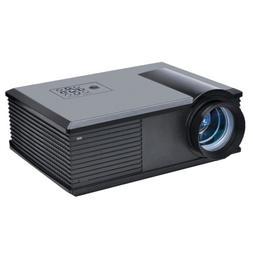 Mini Projector 3200 Lumens LED 1280x800 SVGA Multimedia Vide