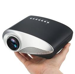 Mini Projector,Fosa LED Portable Projector Home Theater with