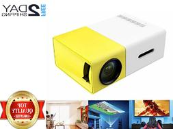 mini projector dp300 portable led projector support