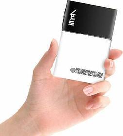 Mini Projector Portable Pocket Size Laptop Smartphone Cartoo