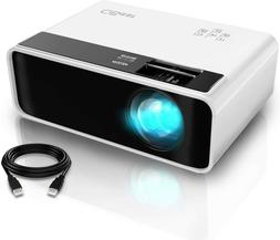 Mini Projector CiBest Video Projector 4200 LUX With 50,000 h