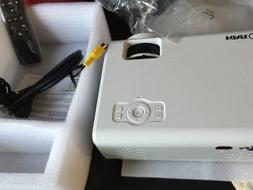 Mini Video Projector, XINDA Newest Mini Video Projector