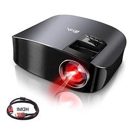 Movie Projector - Artlii 3800 Lux Full HD 1080P Support Proj