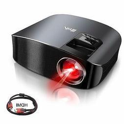Movie Projector Artlii 5500lumens Full HD 1080P HIFI Stereo