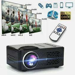 Multimedia Full HD 1080p TFT LCD Projector Home Theater Cine