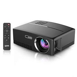 Digital Multimedia Home Theater Projector - HD 1080p Portabl