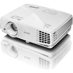 BenQ MW571 3D DLP Projector - 720p - HDTV - 16:10 - Front, C