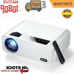 native 1080p video projector home theater compatible