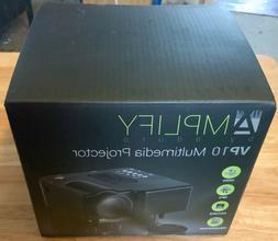 NEW! Amplify by Aduro VP10 Multimedia Projector for Video/Ph