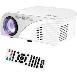 NEW Pyle Home PRJG95 Projector Cinema Movie Home Theater Off