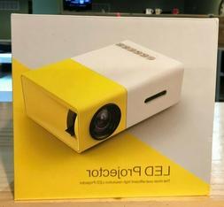 NEW Artlii LED Video Projector, cost efficient high resoluti
