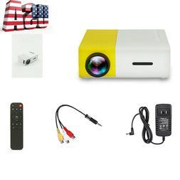 Good Mini Hd Miniature Projector 3D Home Theater Portable Ce
