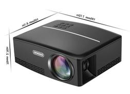 NEW Upgrade Ohderii GP-80 Portable LED HD Projector 720p 108