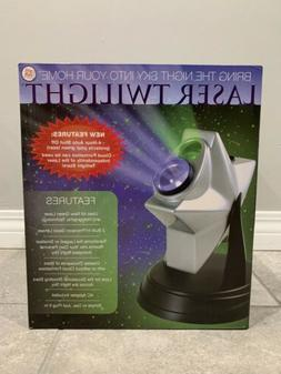 Twilight Star Ceiling Projector Night Effect Laser Light Sho