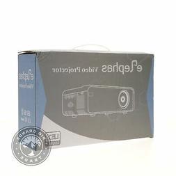 OPEN BOX ELEPHAS W13 WiFi Movie Projector with Synchronize S