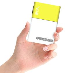 Projector, Artlii Movie iPhone Mini Pocket Laptop Smartphone