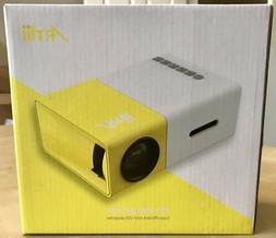 Pico Projector Artlii Portable LED Video Projector Home Cine