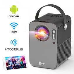 Artlii Play Mini Projector 4K Ful lHD 1080P Portable Android