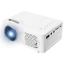 Portable Home <font><b>1080P</b></font> HD <font><b>Projecto