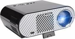 Ohderii Portable Projector 30,000 Hour LED Full HD Video Pro