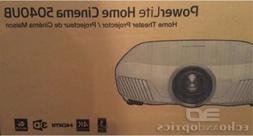 Epson PowerLite 5040UB LCD Projector - 1080p - HDTV - 16:9 -