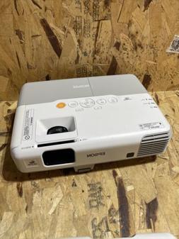 Epson PowerLite 93+ 3LCD H382F Multimedia Projector 2,600 Lu
