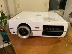 Epson PowerLite Home Cinema 8100 Projector Used
