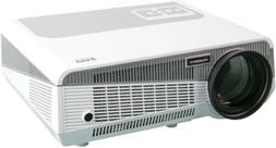 Pyle PRJAND615 1080p Projector. New; Open Box!