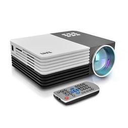 Pyle PRJG65 Digital Multimedia Projector, HD 1080p Support,