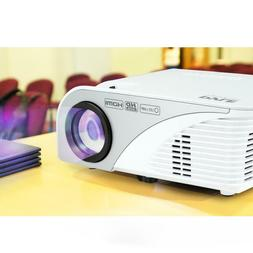 Pyle PRJG95 Digital Multimedia Projector with 1080p Support,