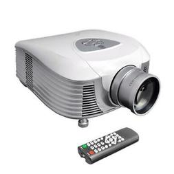 "Pyle PRJLE55 Widescreen Projector Up To 100"" 3D Capable Supp"