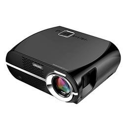 Projector, ohderii 3300ANSI Luminous Efficiency Multimedia H