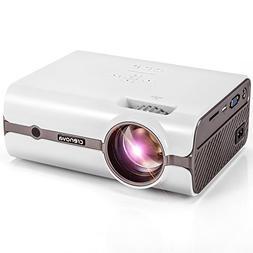 Crenova XPE496 Projector – 2200 Lumens  Home Projector –