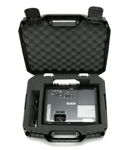 CASEMATIX Projector Travel Case Designed for Epson VS250 SVG