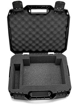 CASEMATIX Projector Travel Case Designed For Viewsonic PA503