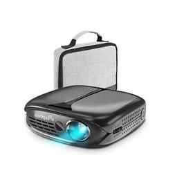 ELEPHAS projector DLP mini 3D small 2600lm 1080P full HD-com