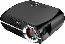 Projector Ohderii Efficiency Multimedia Home Theater Project