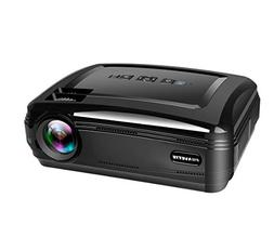 PRAVETTE Projector for Home Office Use Multimedia Entertainm