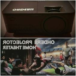 OHDERII Projector Home Theater