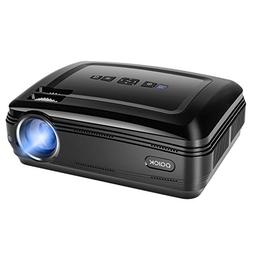 Projector Paick LED Video Projector +20% Brighter Lumens for