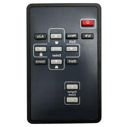 Projector Remote Control A-00008249 for ViewSonic PJ513D, PJ