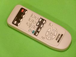 New Epson Projector Remote Control Originally Shipped With P