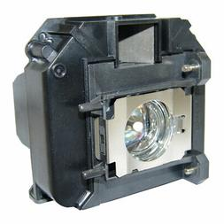 Lamp Housing For Epson PowerLite 93+ Projector DLP LCD Bulb