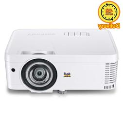Viewsonic Ps501W 3400 Lumens Wxga Hdmi Short Throw Projector