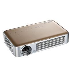 Qumi Q6 3D Ready DLP Projector - 720p - HDTV - 16:10